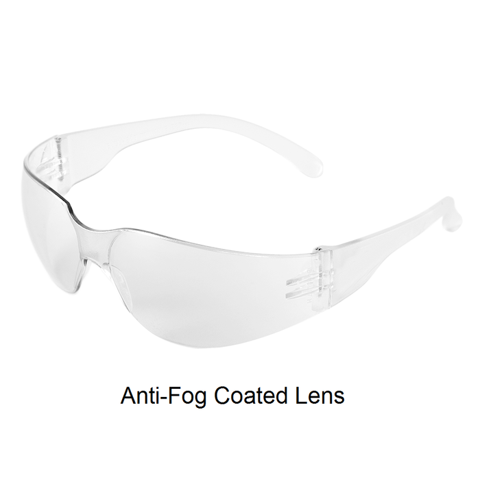 Global Torrent BH111AF Anti-Fog Safety Glasses