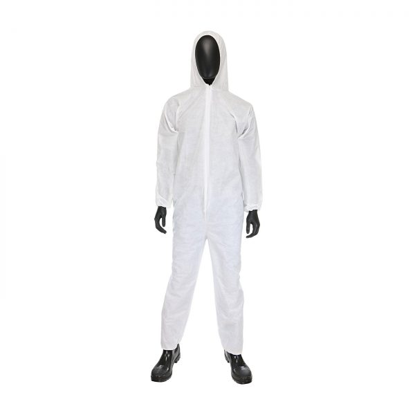 West Chester C3856 Coverall with Hood