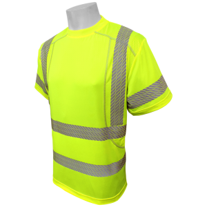 Global FrogWear GLO-205 Reflective T-shirt