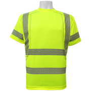 Global FrogWear GLO-205 Reflective T-shirt Front