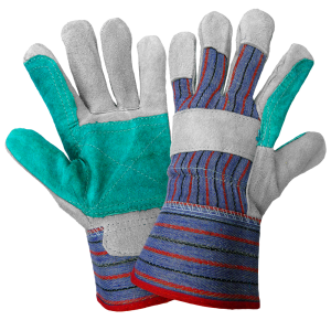 Global Glove 2300DP Leather Palm Glove