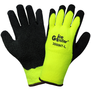 Global Glove 300INT Hi-Vis Cold Weather Glove