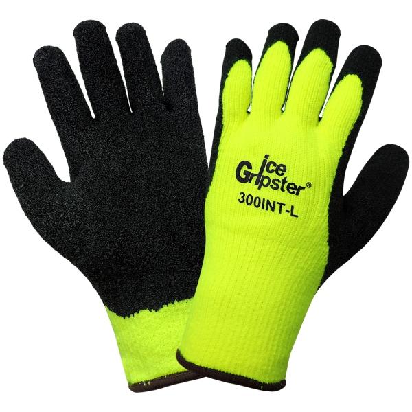 Global Glove 300INT Hi-Vis Cold Weather Glove