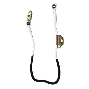 Safewaze 6' Rope Positioning Lanyard w/ Ascender