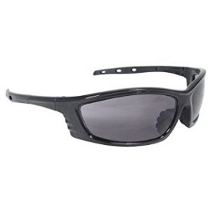 Black Chaos Safety Glasses