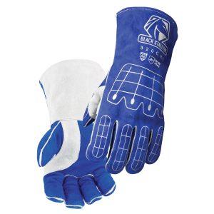 Black Stallion Impact Resistant Welding Gloves