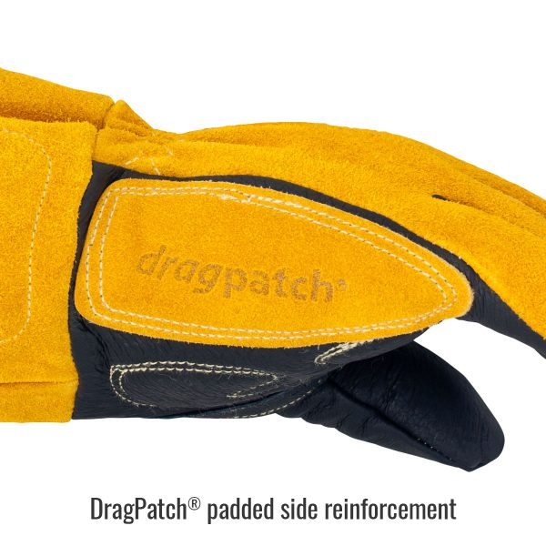 Black Stallion MIG Glove drag pad