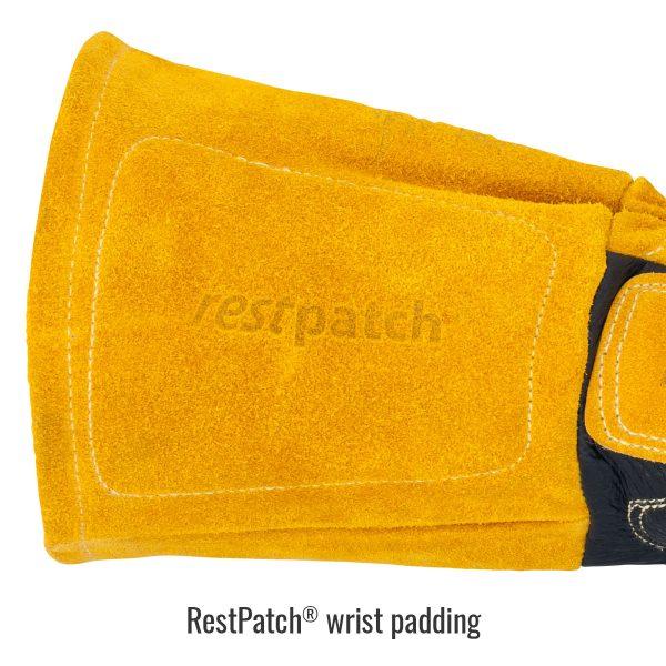 Black Stallion MIG Glove rest patch
