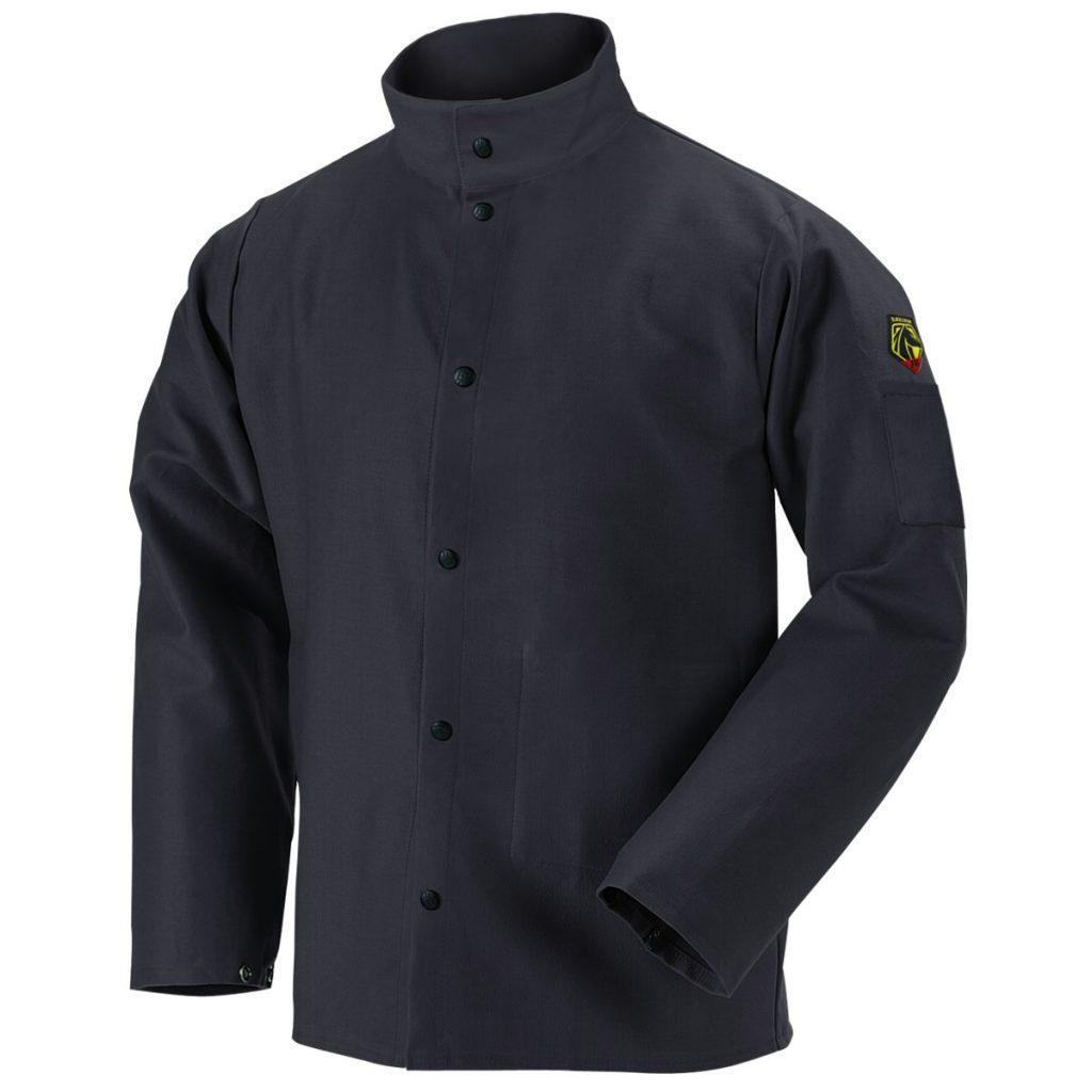FBK9-30C black flame resistant jacket