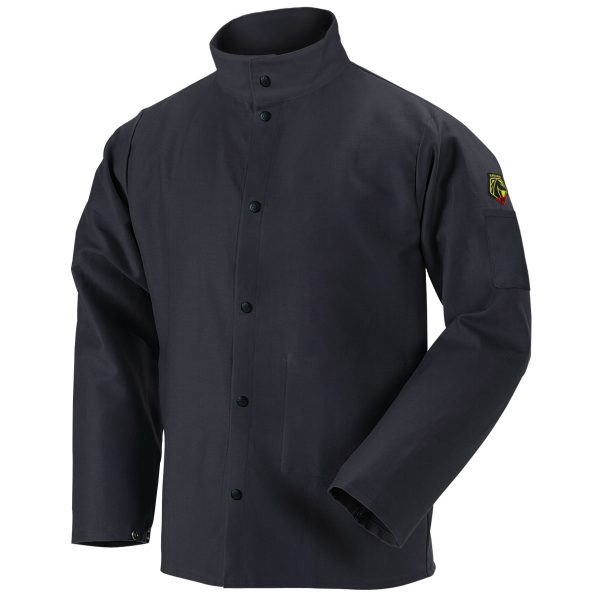 FBK9-30C black flame resistant jacket