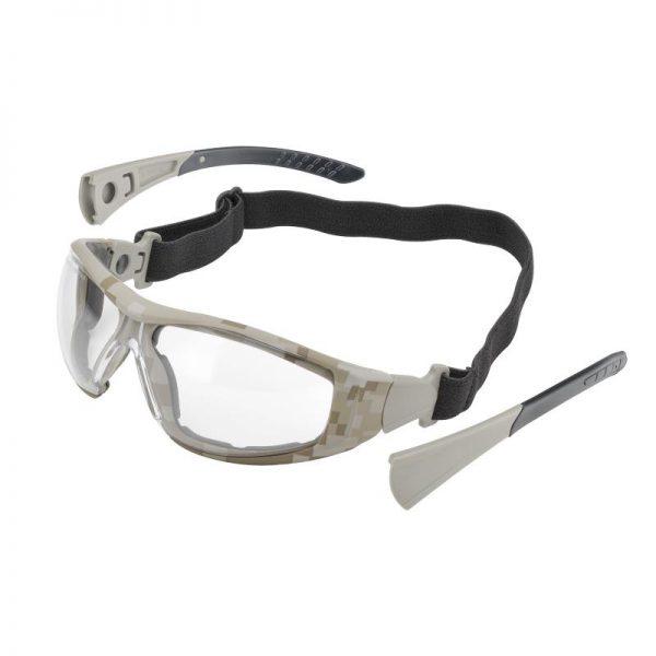 Go Specs digital camo safety glasses