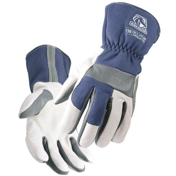 Black Stallion Premium TIG welding glove