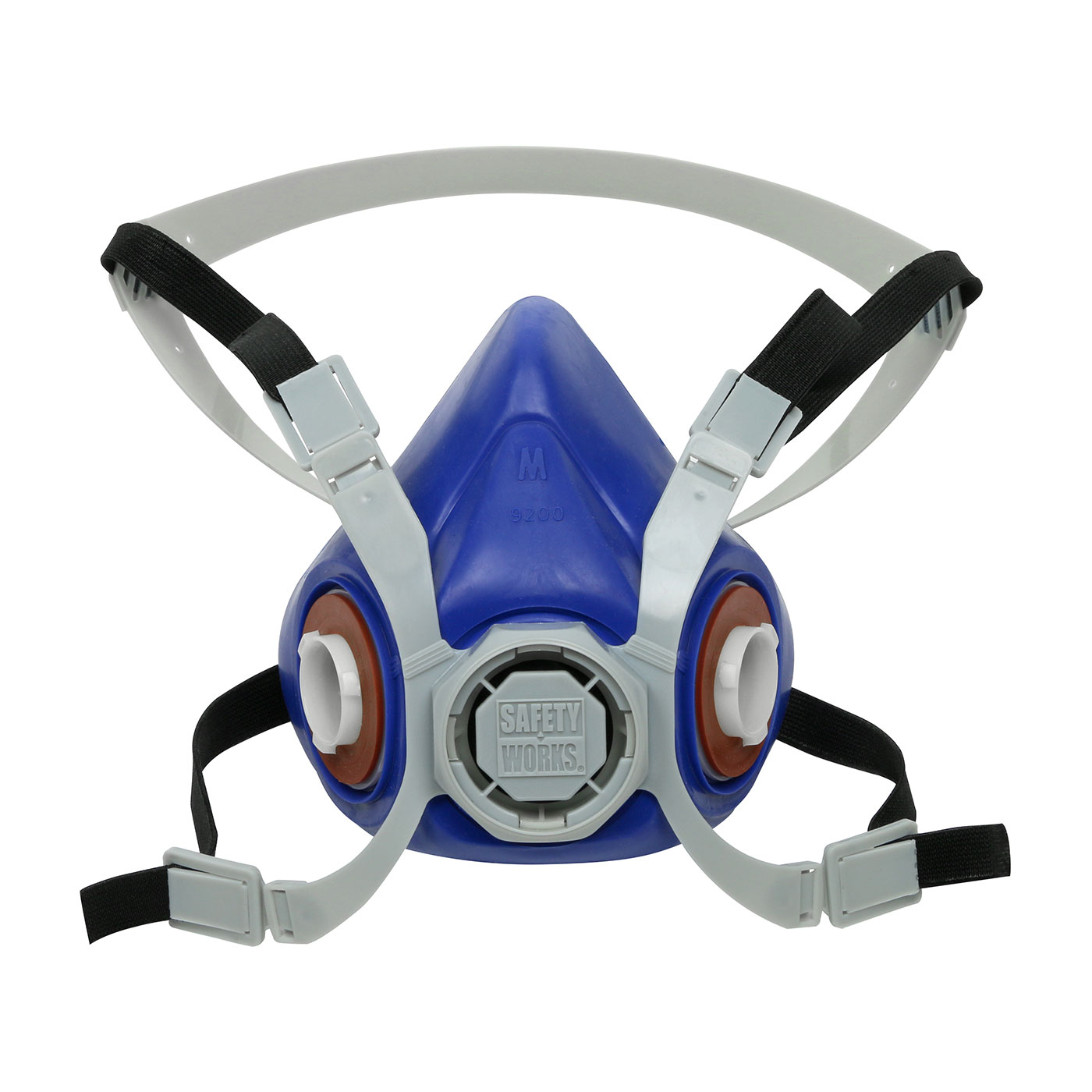 PIP Safety Works Half mask reusable respirator