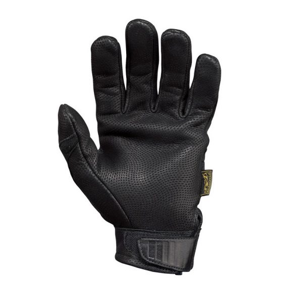 Mechanix Wear Impact and flame resistant glove palm