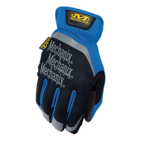Mechanics Style work glove blue