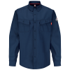 Bulwurk IQ FR work shirt navy