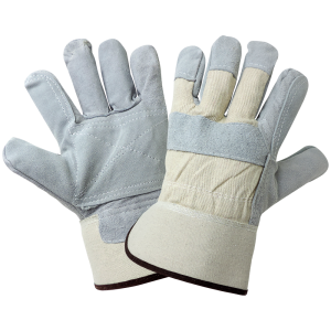 Global Glove Gunn Cut Leather Palm Glove