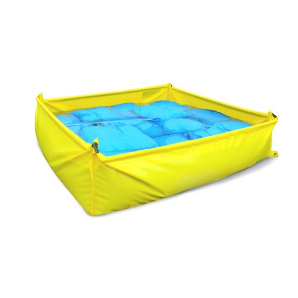 Ultra-Aqua Bag, Sandless Sandbag in staging pool