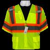 Global GLO-127 ANSI class 3 safety vest