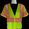 Global FrogWear GLO-12LED Safety Vest with LED lights, off