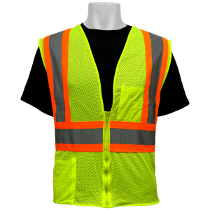 Global Frogwear GLO-002 ANSI 2 Vest