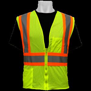 Global Frogwear GLO-002 ANSI 2 Vest