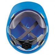 MSA V-Gard 4 Point Suspension Blue Under