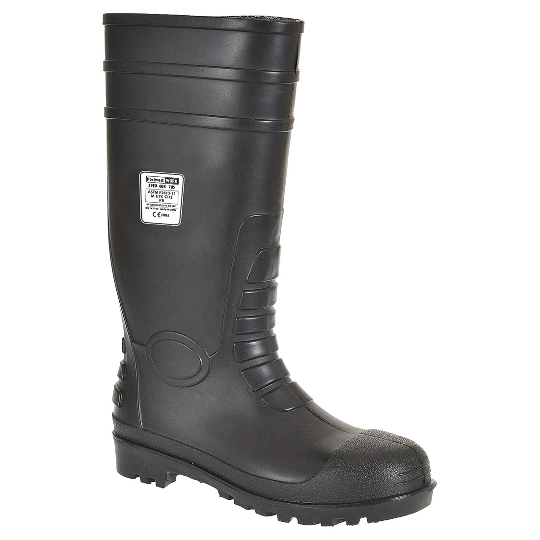 Portwest Total Safety Boot FW95, Black