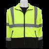 Global Frog Wear GLO-B2 Bomber Style Jacket Hood Removed