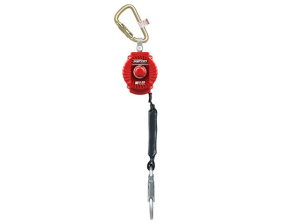 Miller Turbolite MFL-1-Z7 Retractable Fall Lanyard