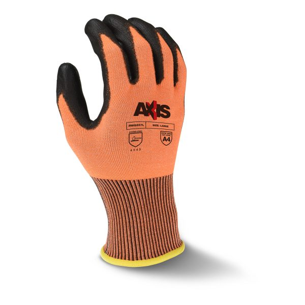 Radians RWG557 A4 Cut Glove Backhand