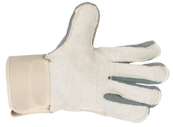 MCR 1700 Big Jake Leather Gloves Palm