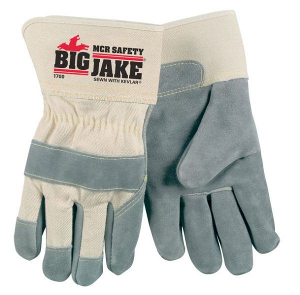 MCR 1700 Big Jake Leather Gloves