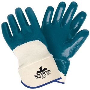 MCR 9760 Jersey Glove Coated with Nitrile