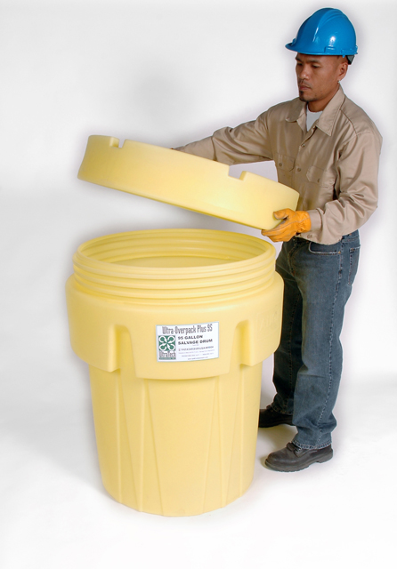 UltraTech Overpack Barrel Man With Lid