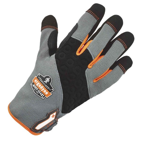 Ergodyne 820 PVC handlers gloves back