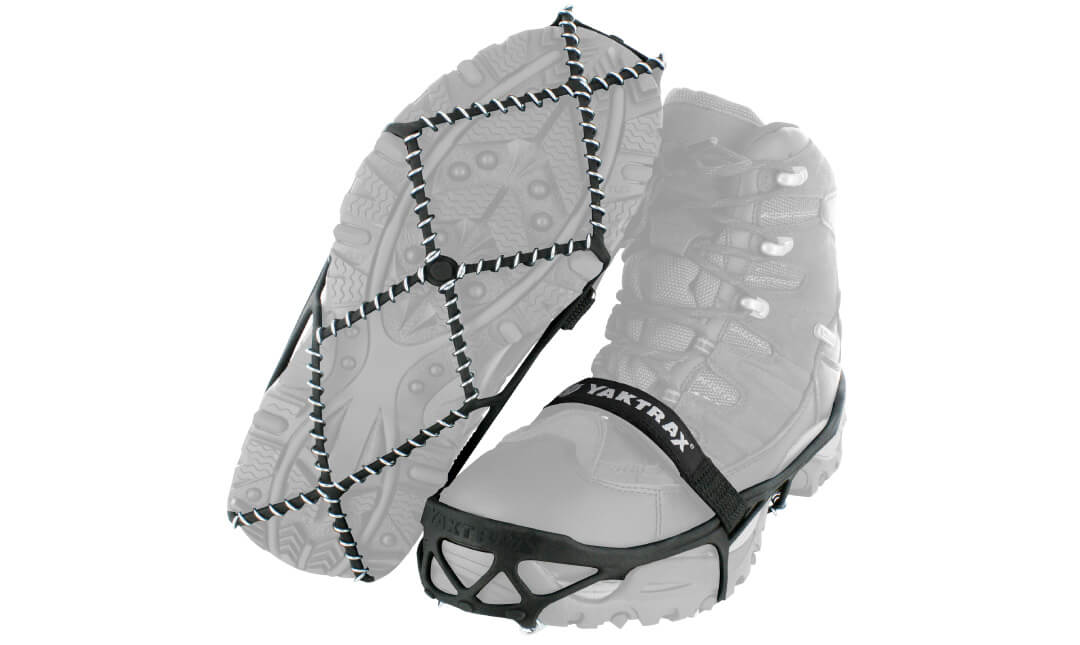Yaktrax Pro Ice Snow Traction Over-Shoe Device