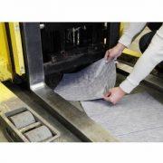 Spilltech Universal Defender GPB100H Sorbent Pad Setup