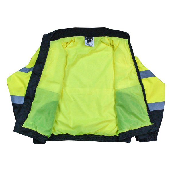 Radians SJ210B-3ZGS 3-in-1 Bomber Style Jacket Jacket Only