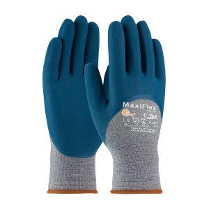 PIP 34-9025 MaxiFlex Nylon Micro-Foam Nirtrile Glove