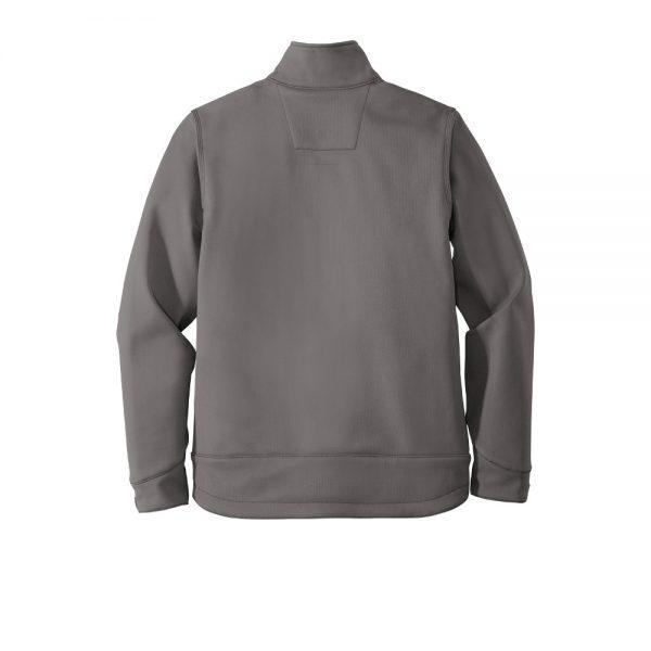 Carhartt Crowley Soft Shell Jacket CT102199 Charcoal Back