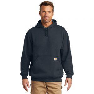 Carhartt Midweight Hooded Sweatshirt CTK121 Navy