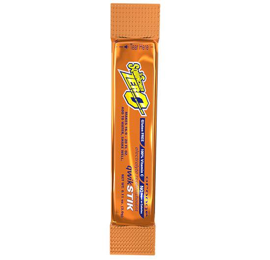 Sqwincher Quik Stik Orange