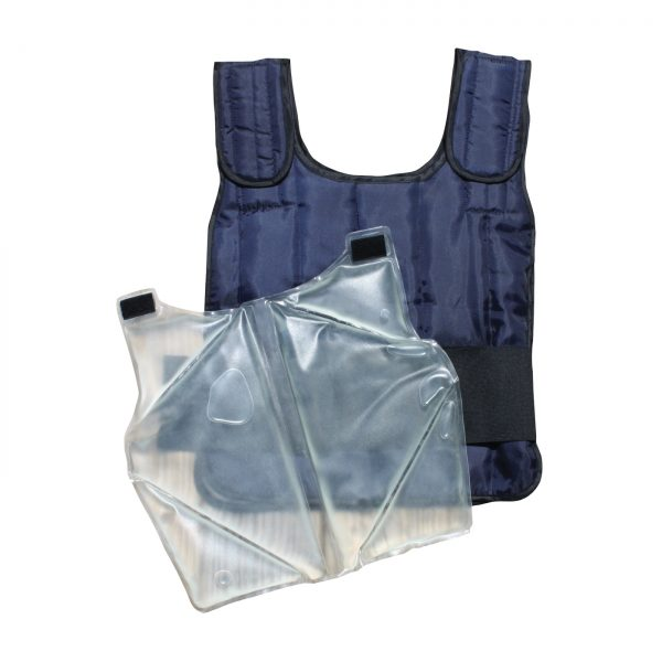 PIP Phase Change Cooling Vest Navy With Cooling Pack