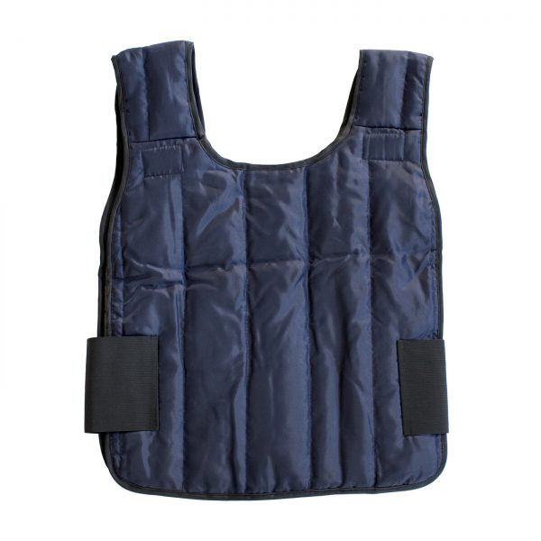 PIP Phase Change Cooling Vest Navy Back