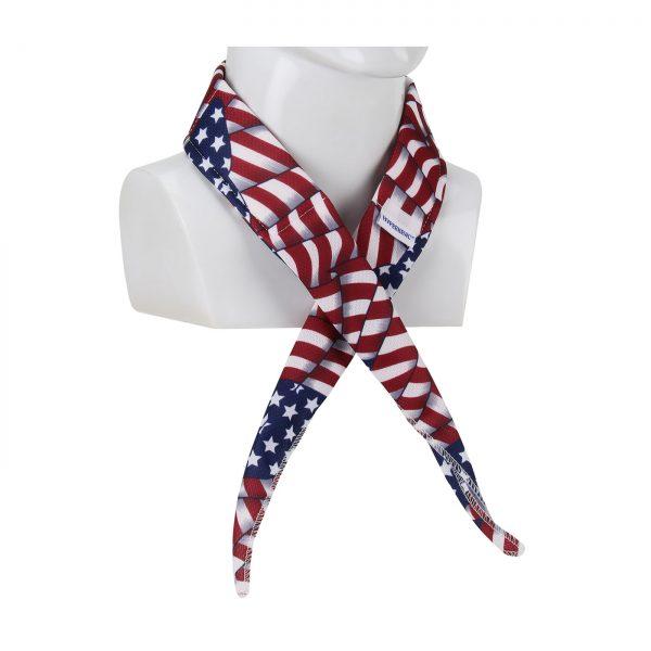 PIP EZ-Cool Bandana America Flag on Neck