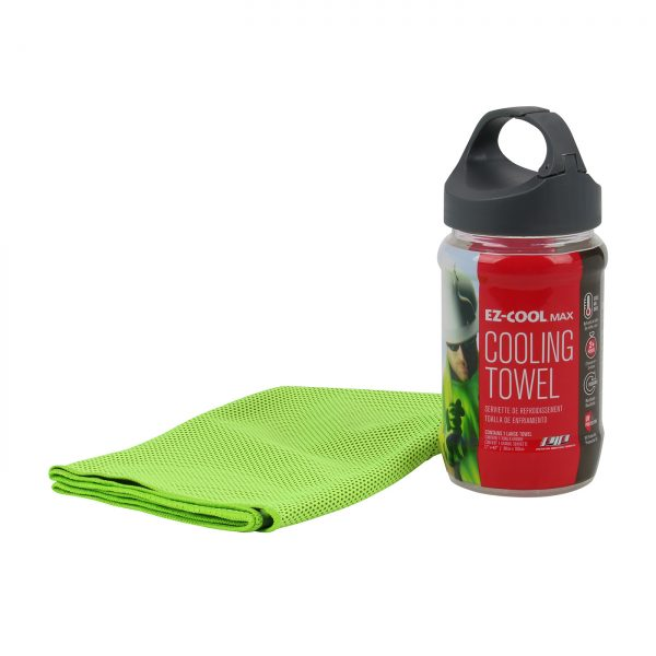 PIP EZ-Cool Max Cooling Towel Lime Yellow