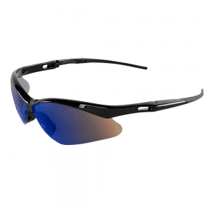 Bullhead BH2259 Safety Glasses with Mirrored Lens