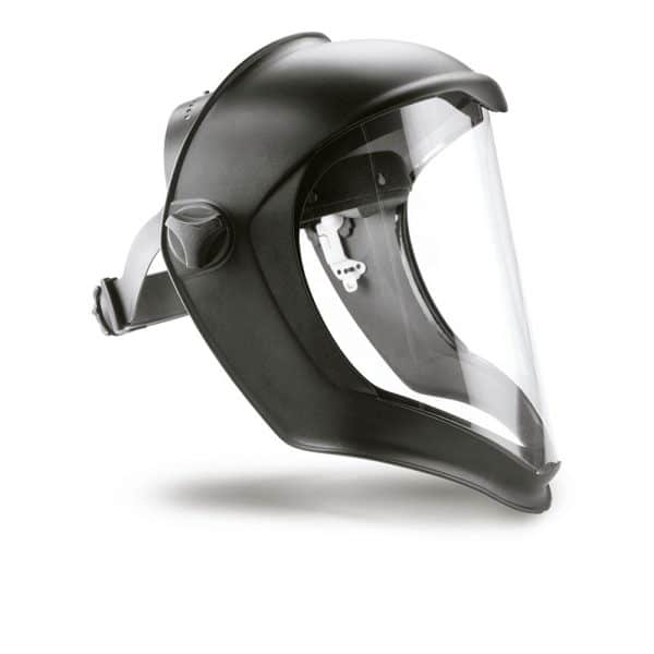 Honeywell Uvex Bionic Face Shield Side