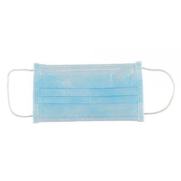 Keystone Blue Face Mask with Ear Loops FM-EL